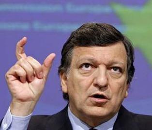 Jose Manuel Barroso, preşedintele Comisiei Europene