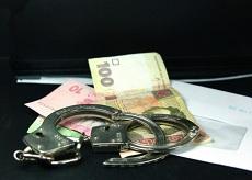 arestare coruptie