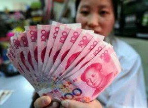 CHINA-ECONOMY-FINANCE-CURRENCY