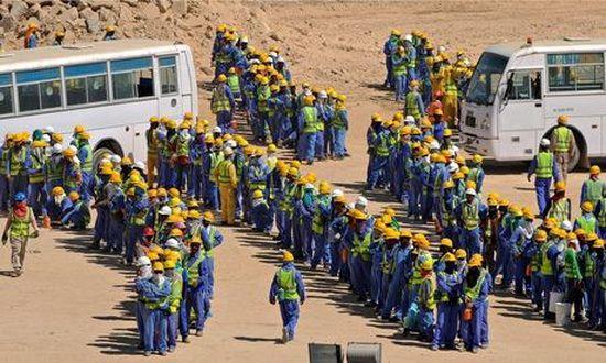 muncitori quatar