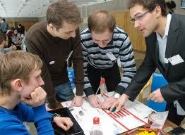 tineri antreprenori