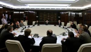 Reprezentanţi ai Coaliţiei pentru Dezvoltarea României