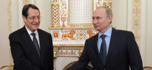 Anastasiades-Putin-Russia