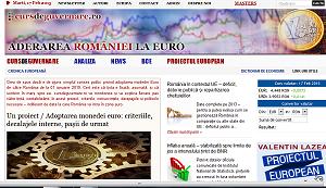 aderarea romanie la euro