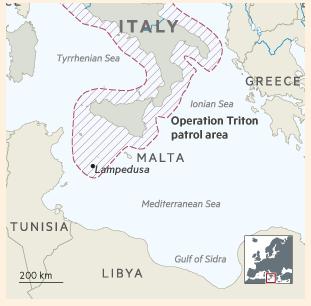 harta triton