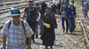 refugiati macedonia sine cale ferata