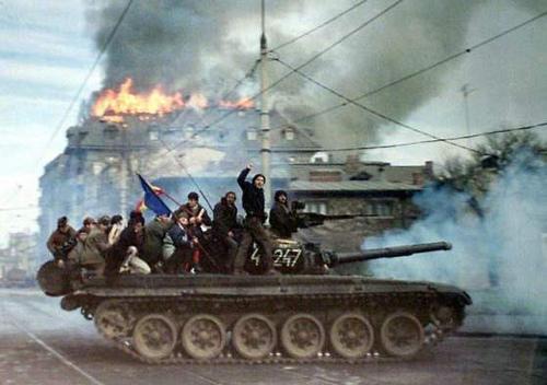 revolutie 1989 Foto Alex Dragne