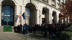 protest ministerul finantelor 1