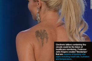 tatuaje electronice