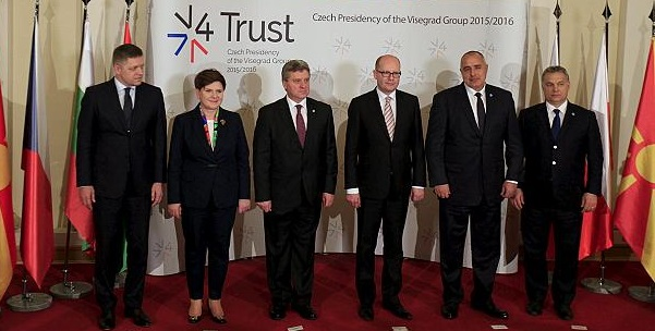 visegrad 4 plus 2