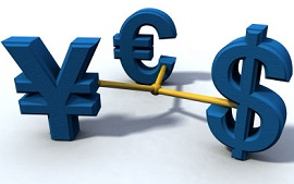 yuan euro dollar
