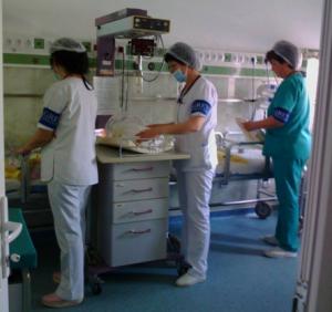 greva japoneza spital