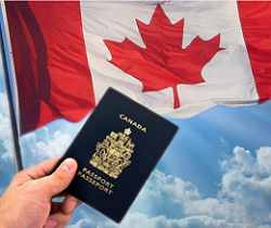 pasaport canadian
