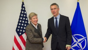 US Under Secretary of State visits NATO