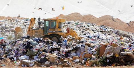 groapa gunoi