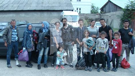 refugiati sirieni politie