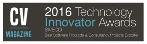SIVECO-Tech Innovator Awards (TI16010)Winners Logo