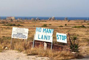 no-man-land