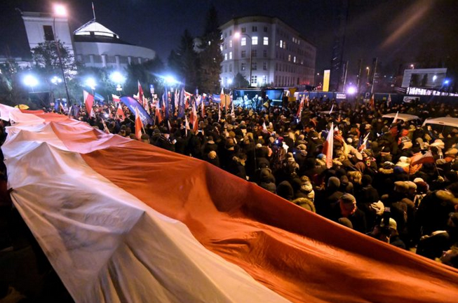 polonia-protest