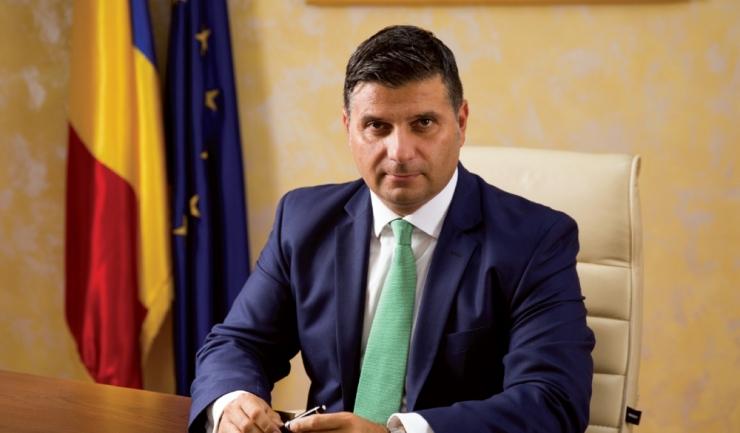 Ministrul Alexandru Petrescu: Cadrul de achiziții publice este total nepotrivit pentru târgurile internaționale, lucrăm la modificări