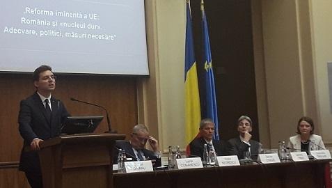 Griji străine de pivnițele politicii românești: Reformarea iminentă a Europei și România nucleului dur