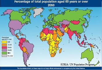 Pensiile românești, pe harta globală a revizuirii sistemelor publice, sub presiunea crizei demografice