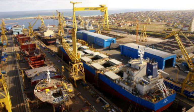 Mangalia Shipyard: Agreement between Ministry of Economy and