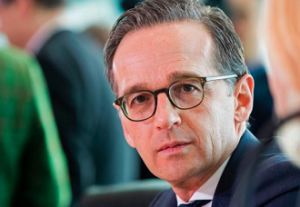 Ministrul german de Externe, Heiko Maas