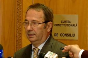 Valer Dorneanu presedinte CCR