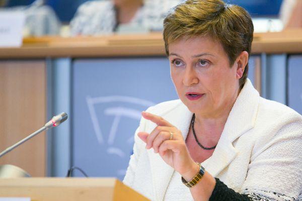 Kristalina Georgieva, director general FMI