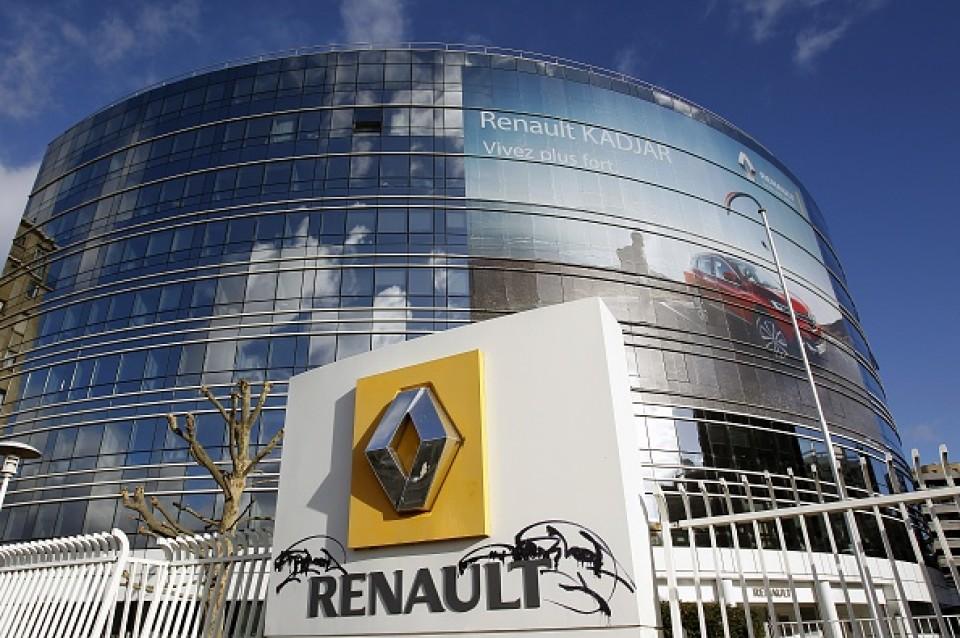 Sediul Renault