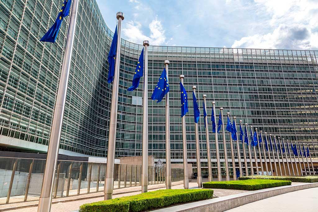 Sediul Comisiei Europene din Bruxelles