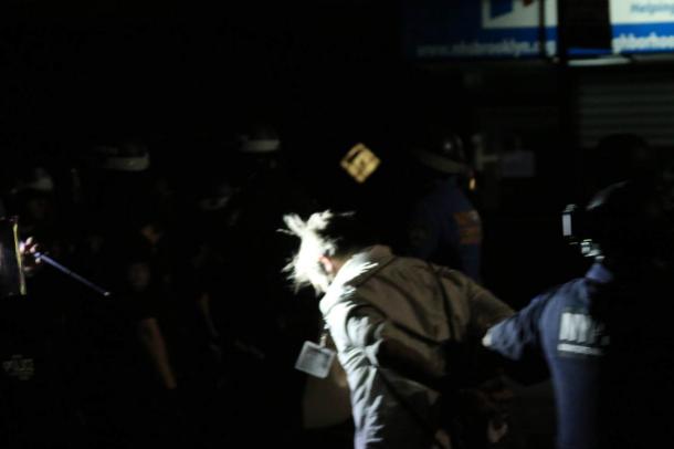 Christopher Mathias, de la Huffington Post, arestat de Poliția New York