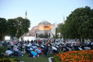 moscheea sfanta sofia turcia