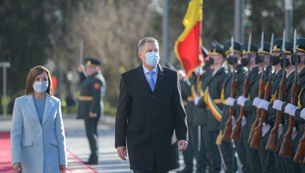 Pachet de asistență economică și sanitară pentru Republica Moldova anunțat  de Klaus Iohannis la Chișinău - CursDeGuvernare.ro » CursDeGuvernare.ro