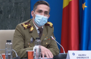 Valeriu Gheorghiță, conferința săptămânală privind vaccinarea