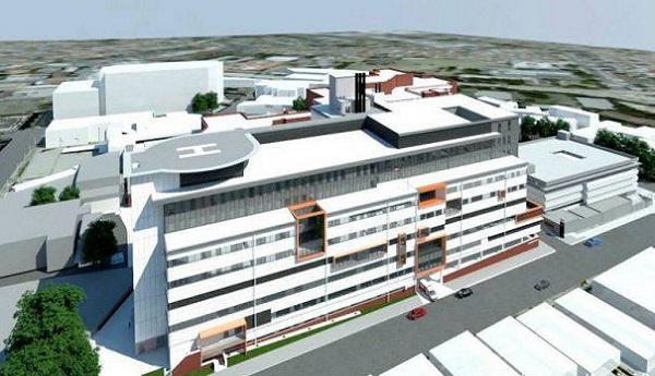 spital regional cluj fonduri europene