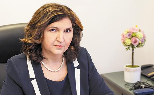 Corina Popescu, CEO Electrica