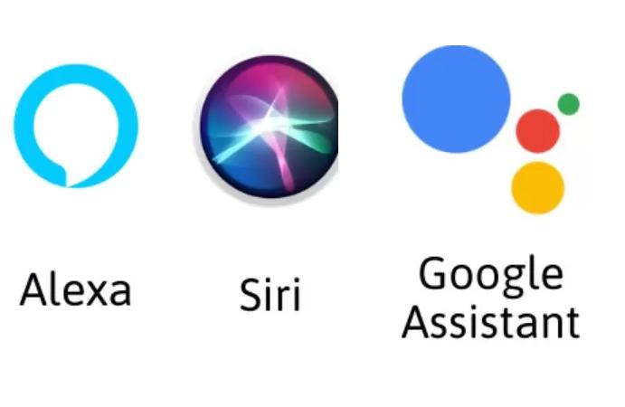 Asistenti vocali Alexa Siri Google