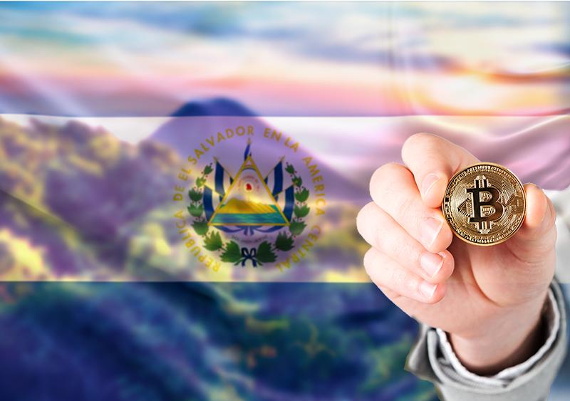 bitcoin moneda oficiala el salvador