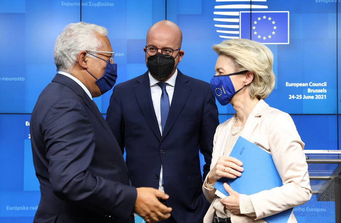 consiliul european iunie