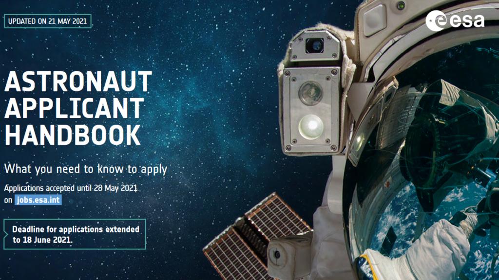 astronaut european