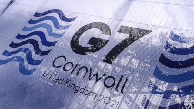 g7 summit cornwall