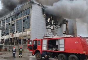 incinerator deseuri incendiu
