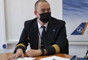 Cătălin Prunariu numit director general tarom