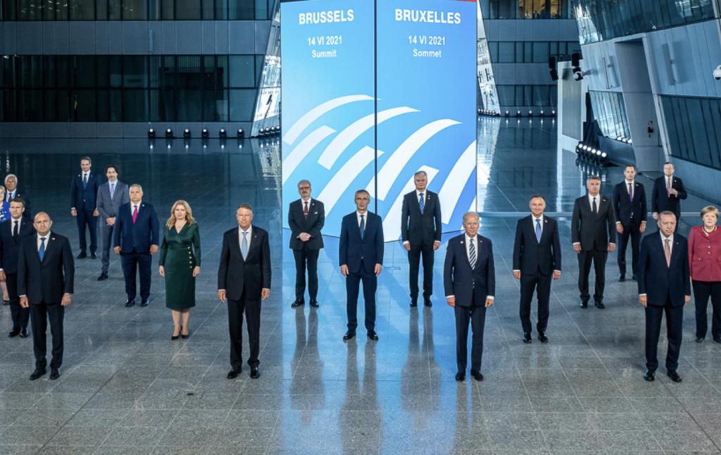 bruxelles summit nato 2021