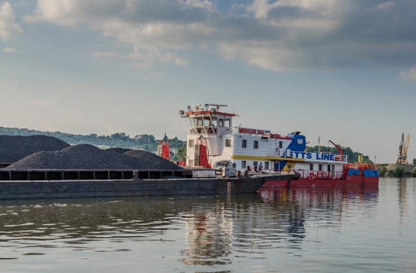 TTS cel mai mare trsansportator fluvial