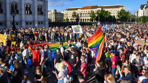 ungaria demonstratii drepturi comunitate lgbt