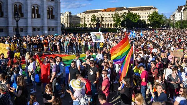 ungaria proteste drepturi comunitate lgbt lege