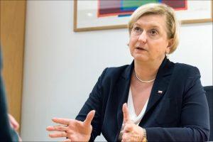 Anna Fotyga Parlamentul European
